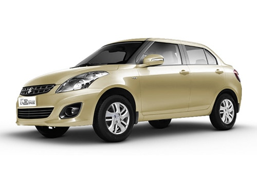 Maruti Swift Dzire Clear Beige Color