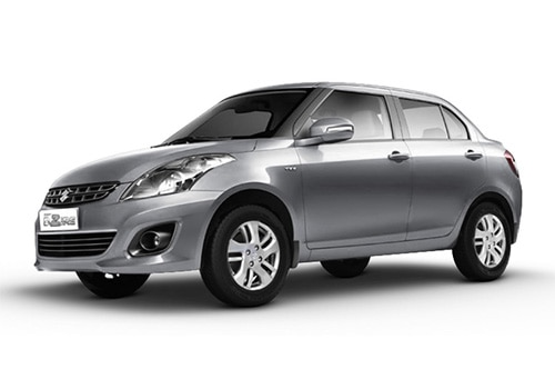 Maruti Swift Dzire Glistening Grey Color