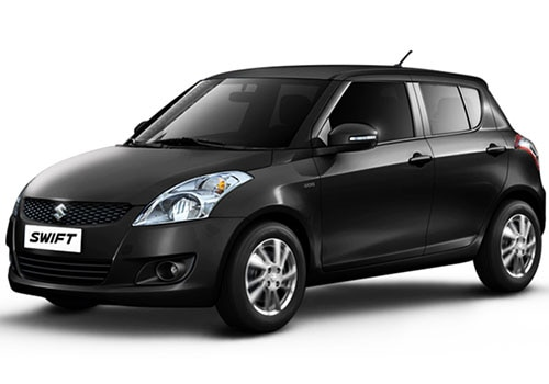Maruti Swift Metallic  Glistening Grey Color