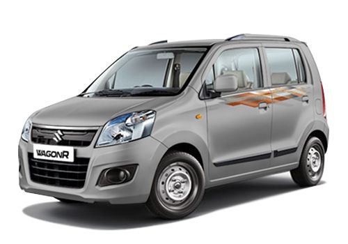 Maruti Wagon R Glistening Grey Avance Edition Color