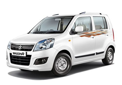 Maruti Wagon R Superior White Avance Edition Color