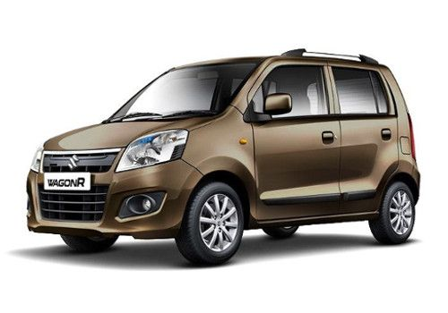 Maruti Wagon R Bakers Chocolate Color