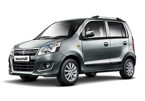 Maruti Wagon R Glistening Grey Color