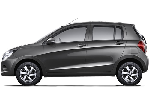 Maruti Celerio Grey Color Pictures