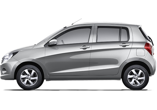 Maruti Celerio Silver Color Pictures