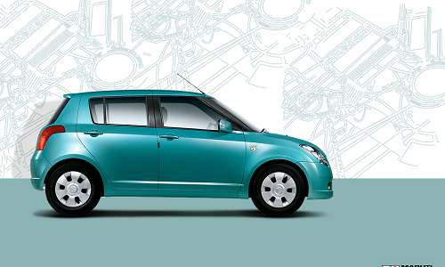 Maruti Swift VXI Photo, car specification