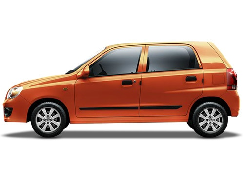 Maruti Alto K10 co Color Pictures