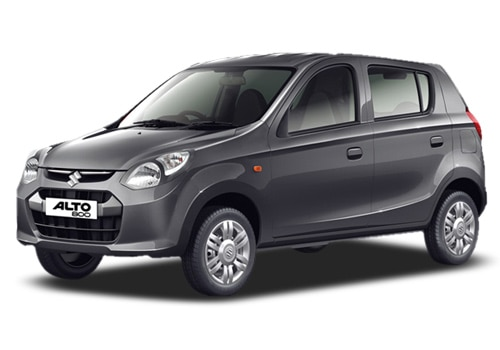 Maruti Alto 800 Grey Color Pictures