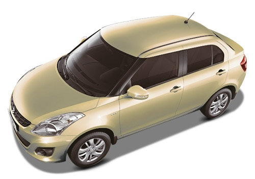 Maruti Swift Dzire Beige Color Pictures