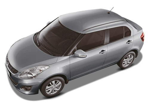 Maruti Swift Dzire Glistening Grey Color Picture