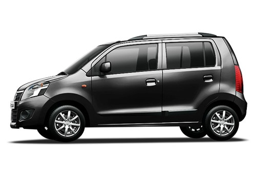 Maruti Wagon R Grey Color Pictures
