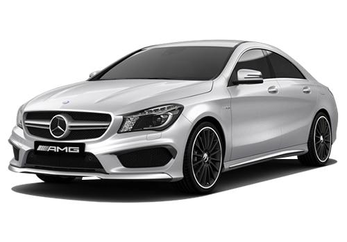 Mercedes-Benz CLA-Class Price, Review, Pics, Specs & Mileage (Diesel ...
