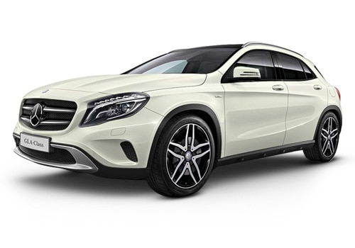 Mercedes Benz Gla Class Colors 4 Mercedes Benz Gla Class Car Colours Available In India