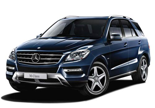 Mercedes benz m class price in india review pics specs for Mercedes benz classes list