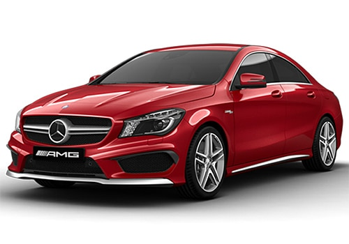 Mercedes Benz CLA Pictures