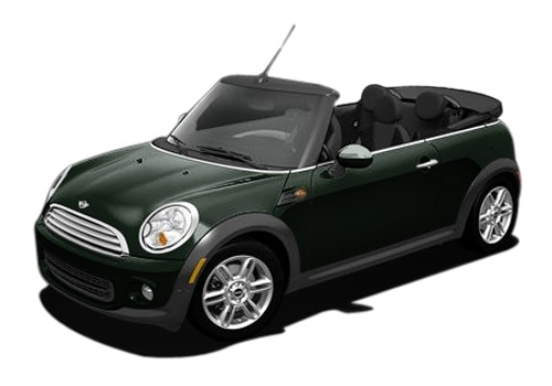 Mini Cooper Convertible Pictures