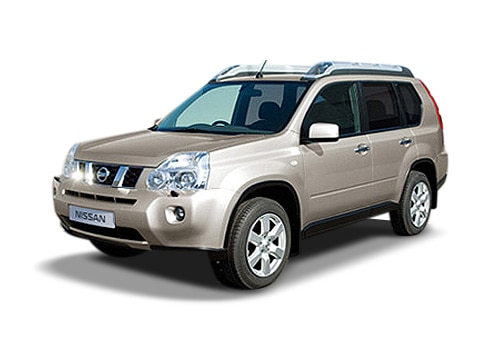 Nissan X-Trail Gold Color Pictures