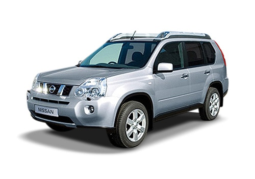 Nissan X-Trail Silver Color Pictures