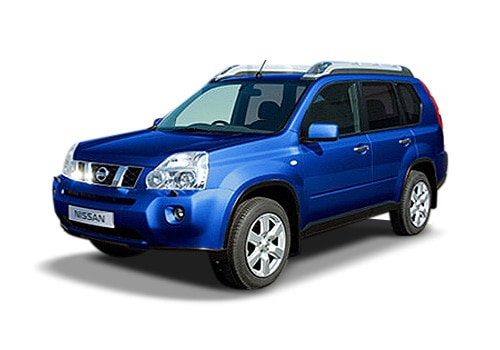 Nissan X-Trail Blue Color Pictures