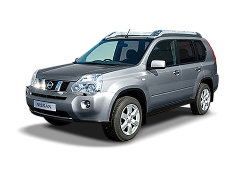 Nissan X-Trail Grey Color Pictures