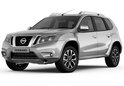 Nissan Terrano Pictures