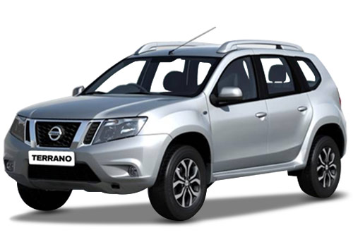 Nissan Terrano Silver Color Pictures