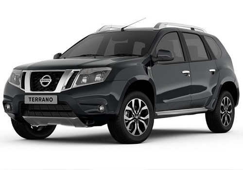 Nissan Terrano Colors, 6 Nissan Terrano Car Colours Available in India ...