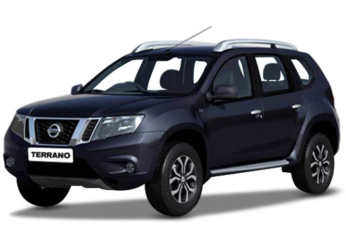 Nissan Terrano Black Color Pictures
