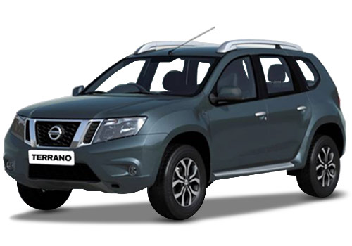 Nissan Terrano Sterling Grey Color