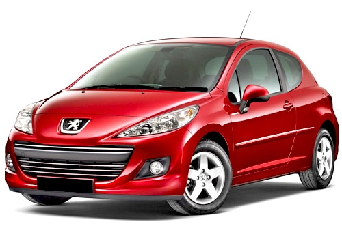 Peugeot 207 Pictures