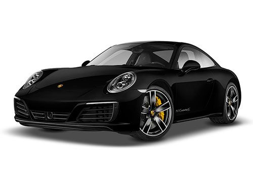Porsche 911 Black - Carrera Color