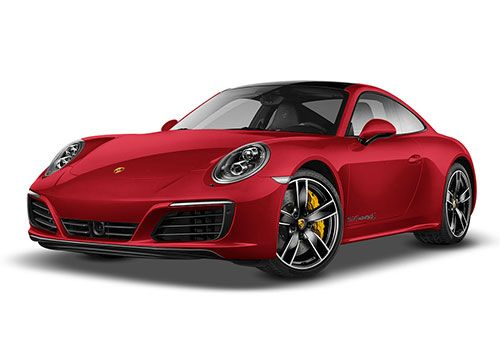 Porsche 911 Guards Red - Carrera Color