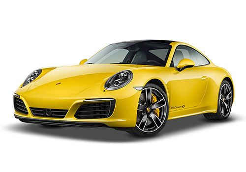 Porsche 911 Racing Yellow - Carrera Color