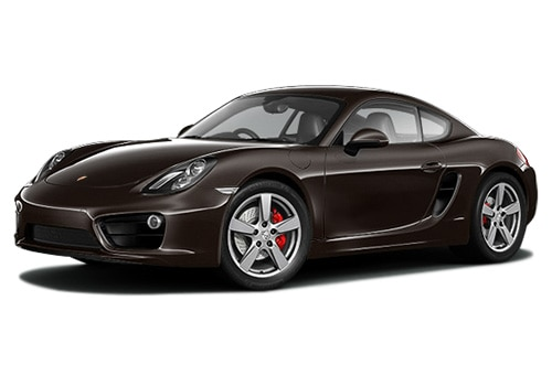 Porsche Cayman Mahogany Metallic Color Picture