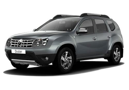 Renault Duster Metallic  Graphite Grey Color