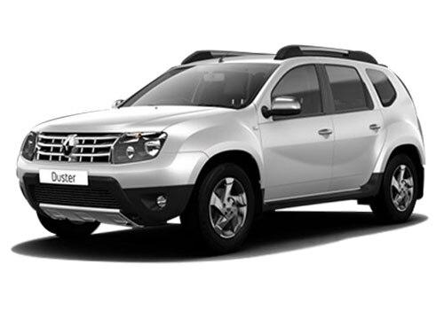 Renault Duster Metallic  Moonlight Silver Color