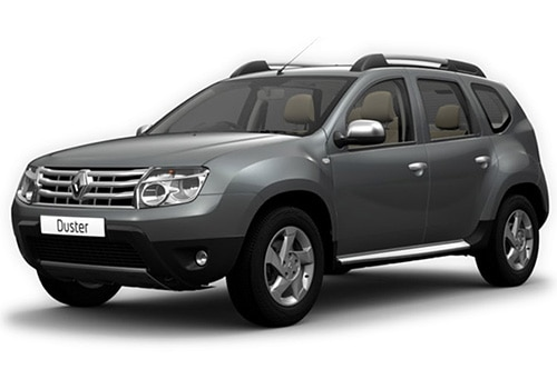 Renault Duster 2012-2015 Metallic  Graphite Grey Color