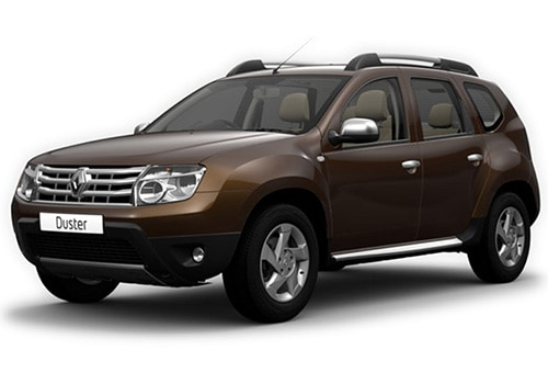 Renault Duster 2012-2015 Metallic  Woodland Brown Color