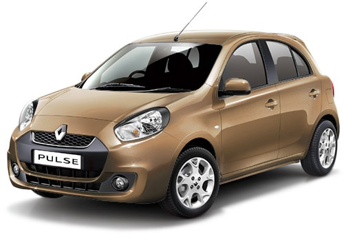 Renault Pulse Champagne Gold Color