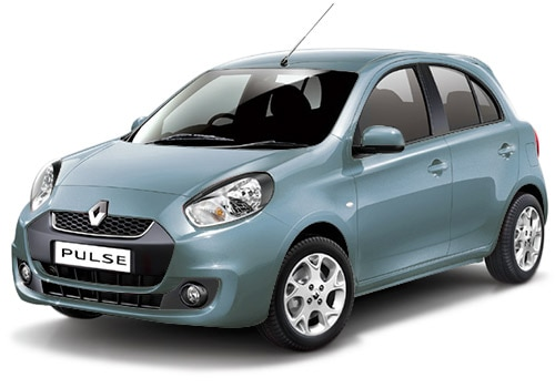 Renault Pulse Metallic Grey Color Pictures