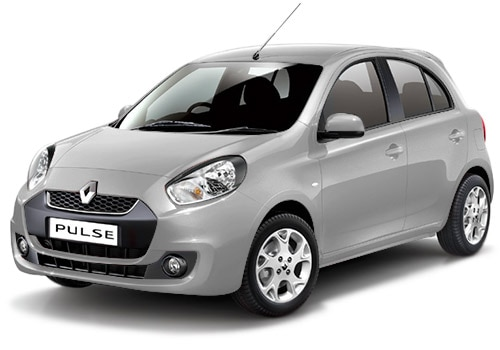 Renault Pulse Mettalic Silver Color