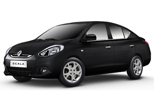 Renault Scala Solid Black Color