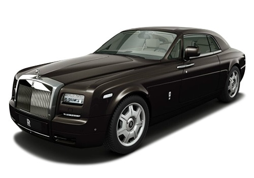 Rolls-Royce Phantom AUTUMN MYSTERY BLACK Color