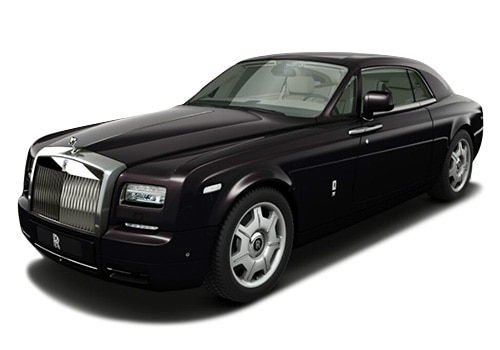 Rolls-Royce Phantom Black Kirsch Color