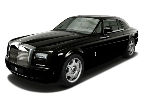 Rolls-Royce Phantom Black Color Pictures