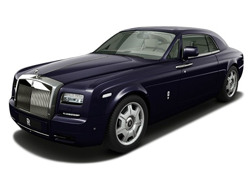 Rolls-Royce Phantom Blue Velvet Color