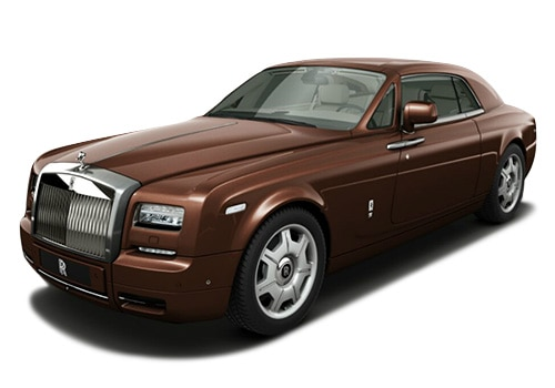 Rolls-Royce Phantom Bronze Color