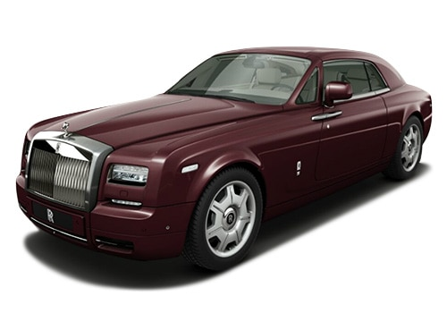 Rolls-Royce Phantom CLARET Color