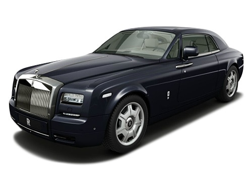 Rolls-Royce Phantom DARK INDIGO Color