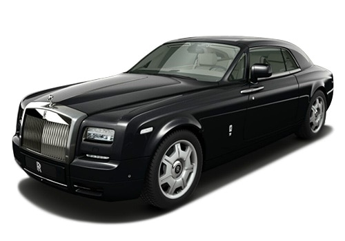 Rolls-Royce Phantom Diamond Black Color